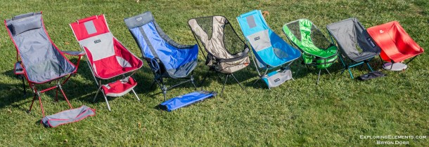 Compact Camp Chairs The Ultimate Review Exploring Elements