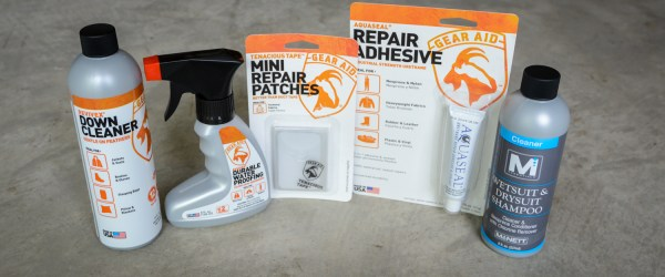 GEAR AID: Clean-Repair-Reuse