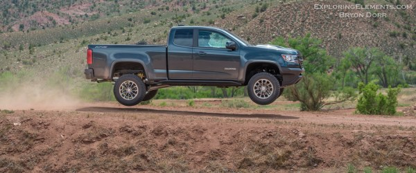 LAUNCHED: Chevy Colorado ZR2