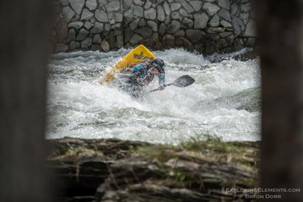 2019 US Freestyle Kayaking Team Trials - EXPLORING ELEMENTS