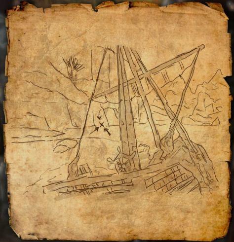 Exploring the ESO - Glenumbra Treasure Map IV
