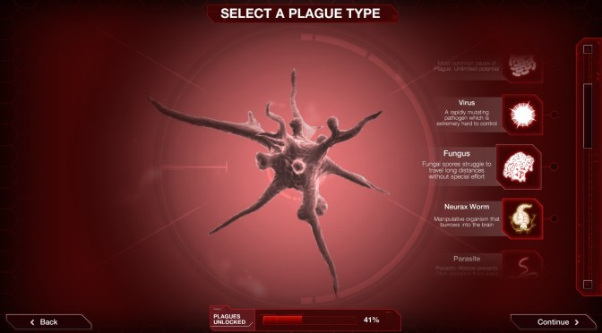 Talking about Plague inc with Jahn