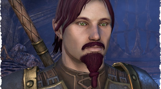 Character creation - Close up of Carl's face