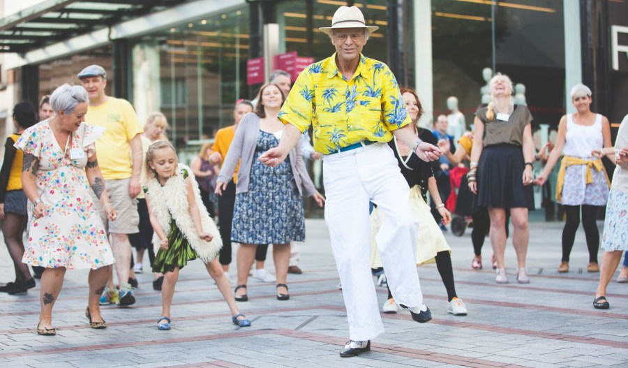 Eats for Treats at Princesshay by Tempo Media for exploring exeter