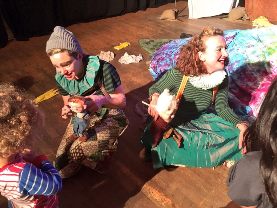 summer holiday fun exploring exeter, unpacked theatre festival at exeter phoenix by stephanie darkes, 2017