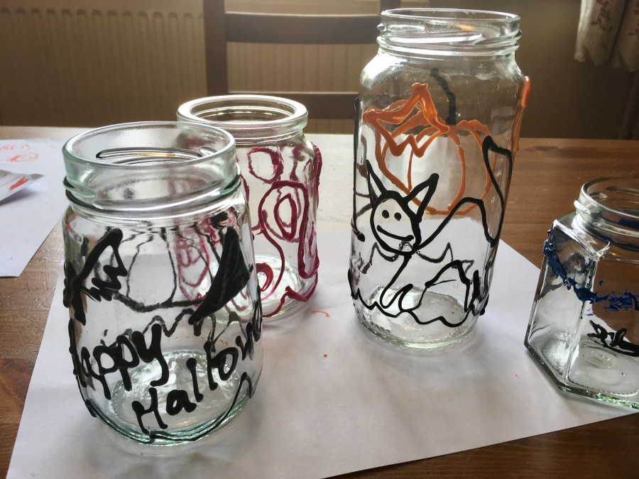 4 fab ideas for Autumn crafting with the kids, by exploring exeter 2017