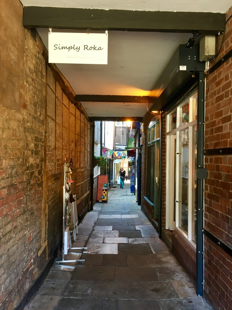 Exeter's very own Aladdin's cave: Simply Roka Gift Shop, Exploring Exeter 2017
