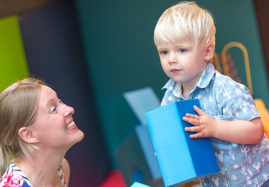 Looking for a play cafe near Exeter? Tickety-Boo could be your answer