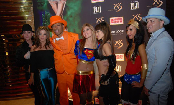 When you go, you want to get as much as you can out of the famous strip. Las Vegas Halloween Parties Events 2012