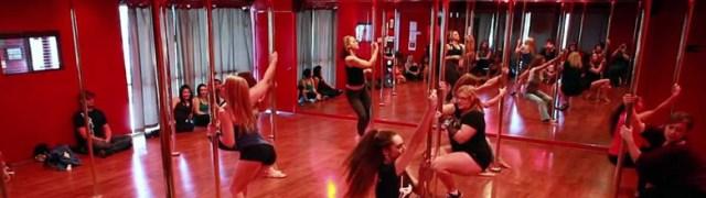 Pole Dancing Class Studio Las Vegas
