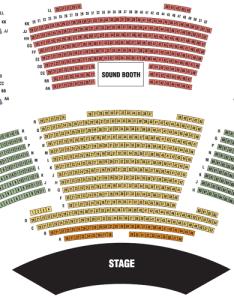 Rock of ages seating also reviews  preview exploring las vegas rh exploringlasvegas