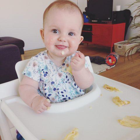 pannenkoeken met moedermelk