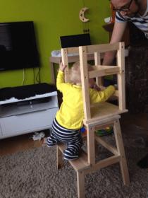 Cindy | IKEA hack: De leertoren