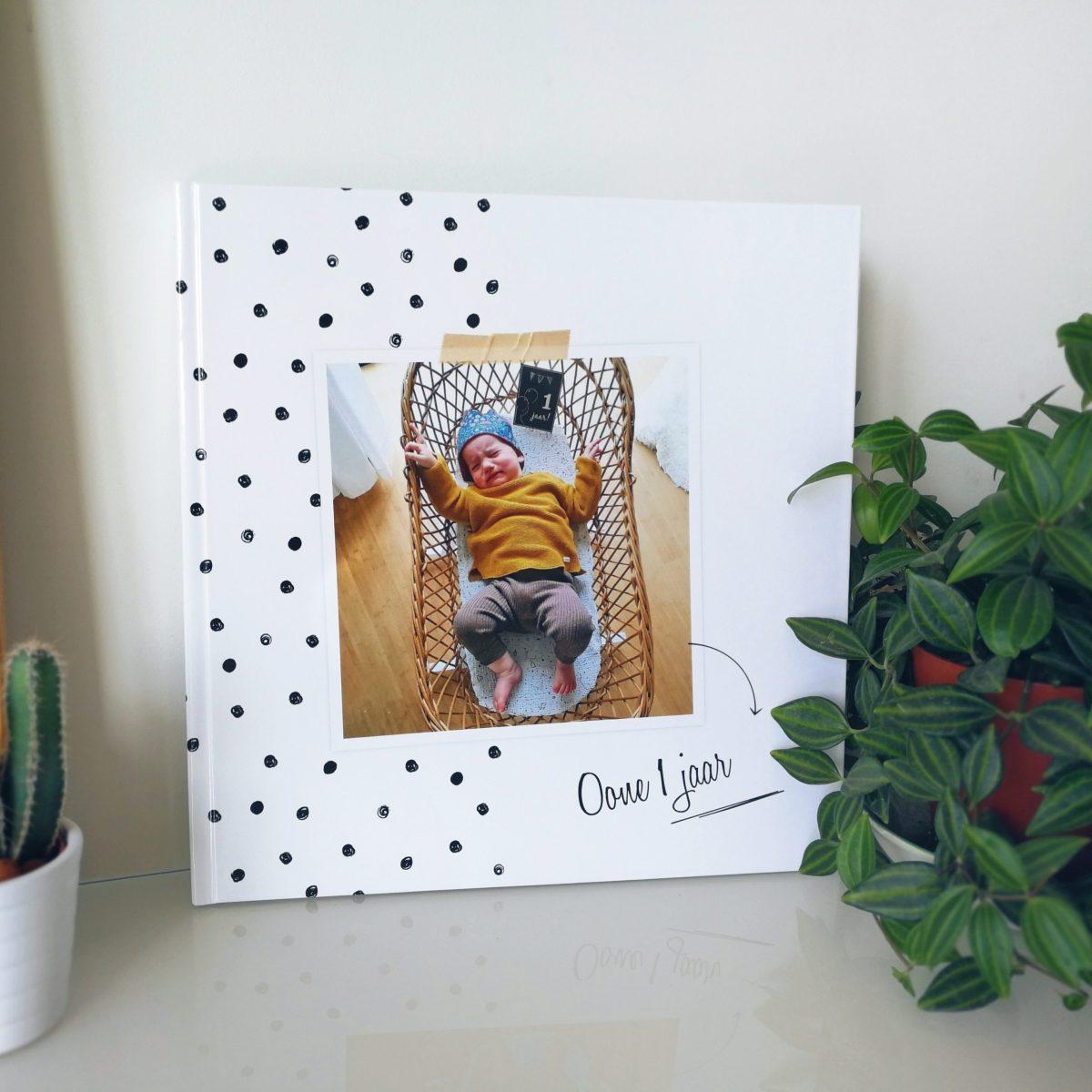 Een online fotoboek maken is zo eng nog niet! (+ win 25€ aan shoptegoed)