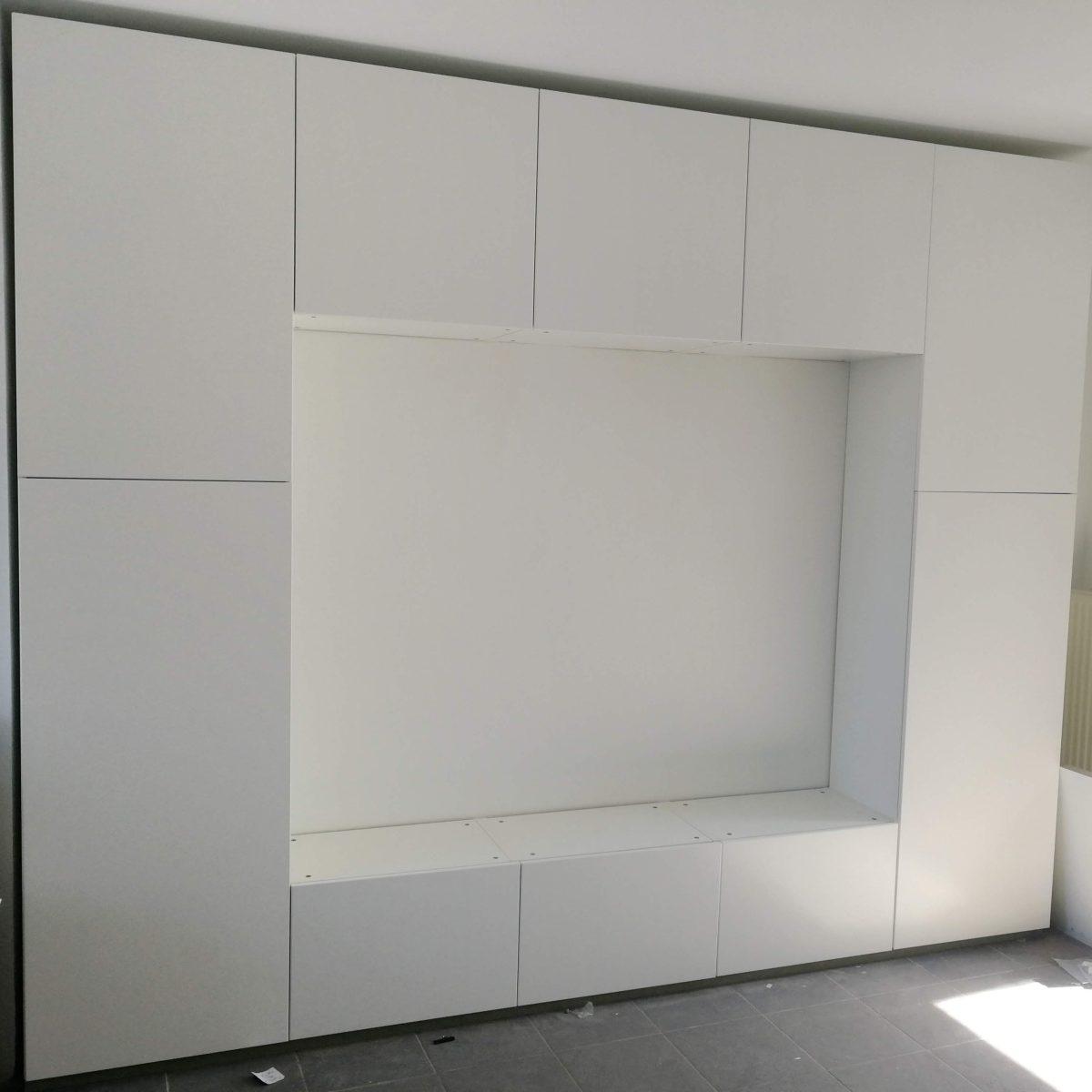 IKEA HACK METOD | Keukenkasten gebruiken als dressing of zitbank (+foto's)