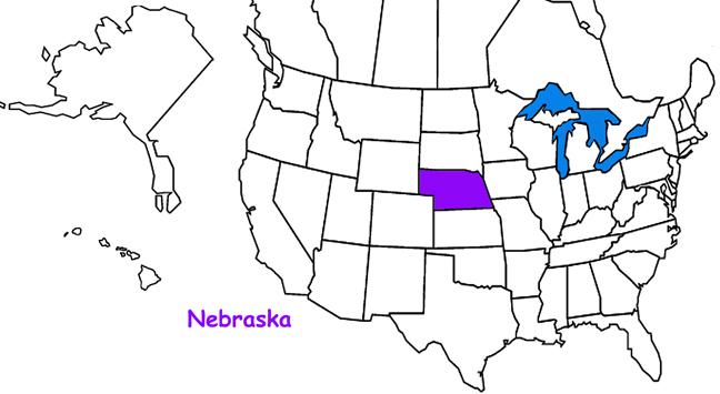 Nebraska Habitats, Mammals, Birds, Amphibians, Reptiles