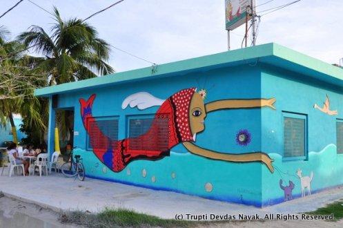 Sirena-Mermaid-Holbox-Mural