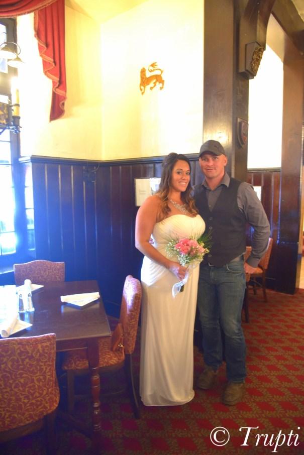 Get Married at the Niagara Falls!