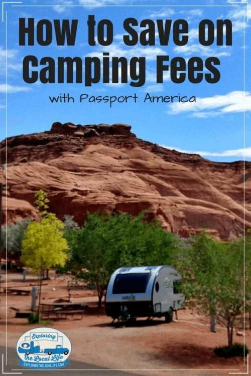 Did you know you can save 50% your camping fees with Passport America? That's right! Find out more about the membership and how to join.