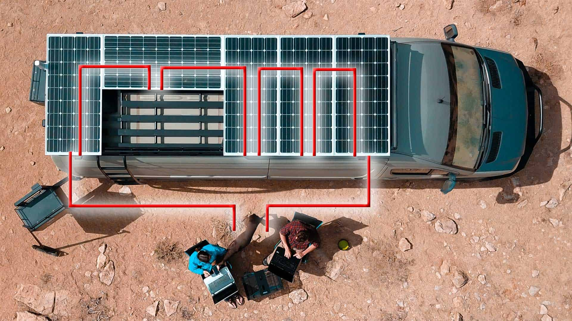 Wiring Solar Panels In Parallel