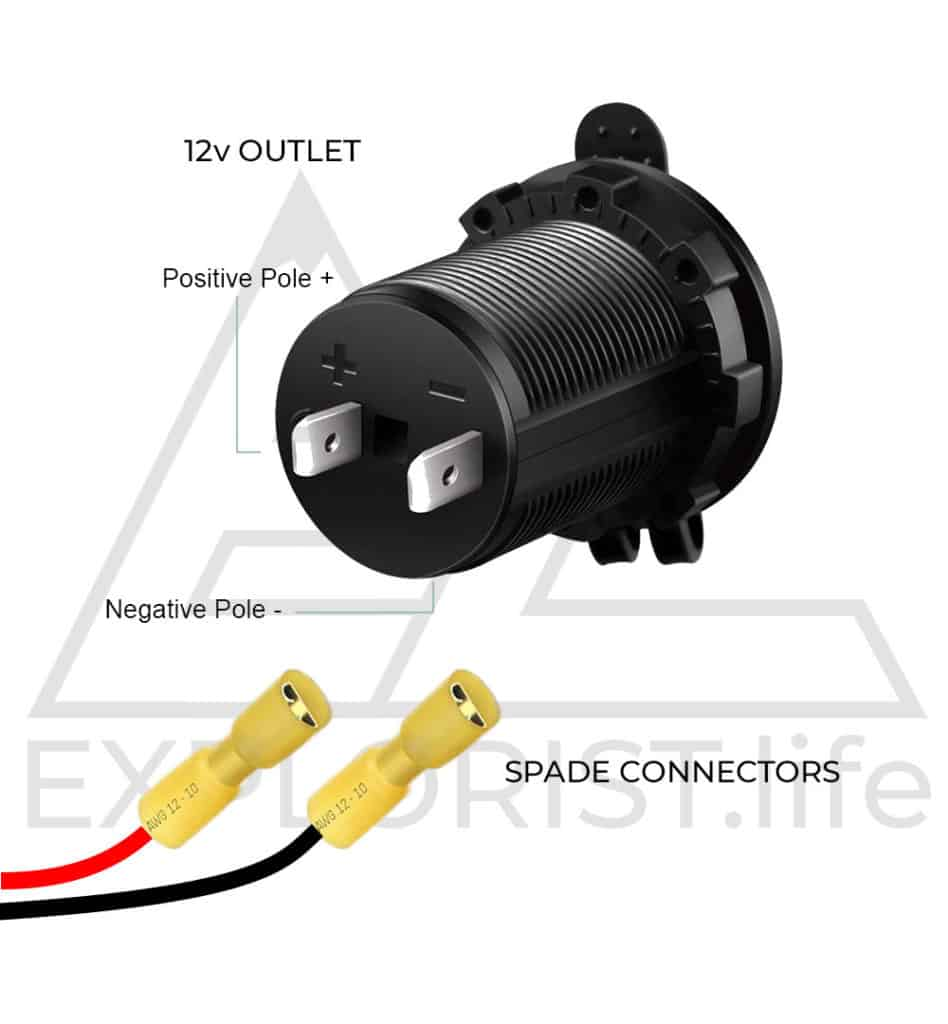 hight resolution of chaining multiple 12v outlets