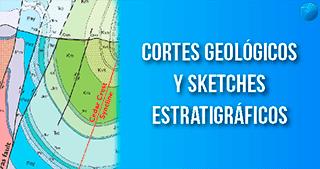 Plataforma Virtual de Geologia. Diseño de Cortes Geologicos y Sketches Estratigraficos EXPLOROCK