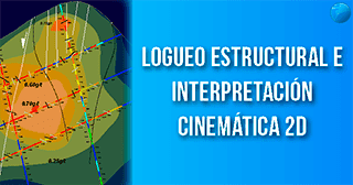 Plataforma Virtual de Geologia. Logueo Estructural e Interpretacion Cinematica 2D EXPLOROCK