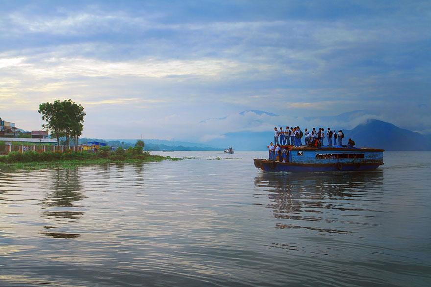11. Pangururan, Indonesia