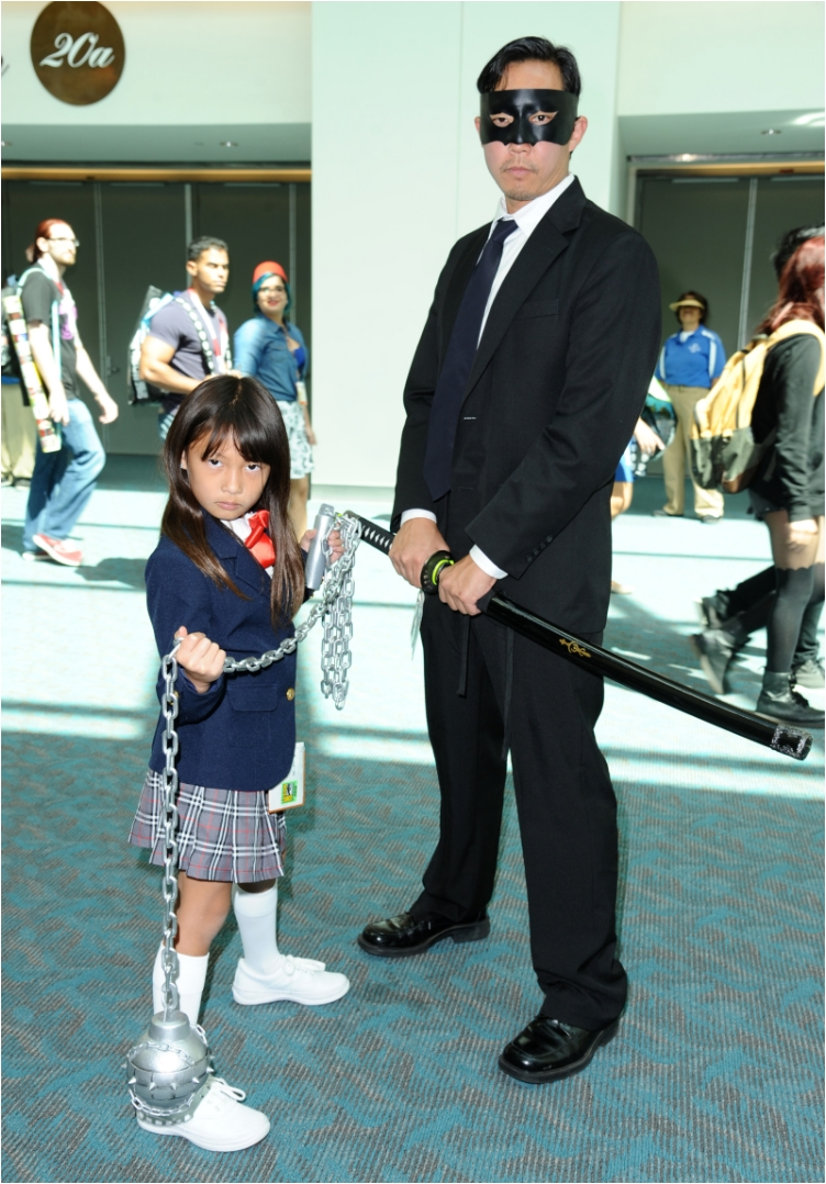 33 Most Adorable FatherDaughter Halloween Costumes
