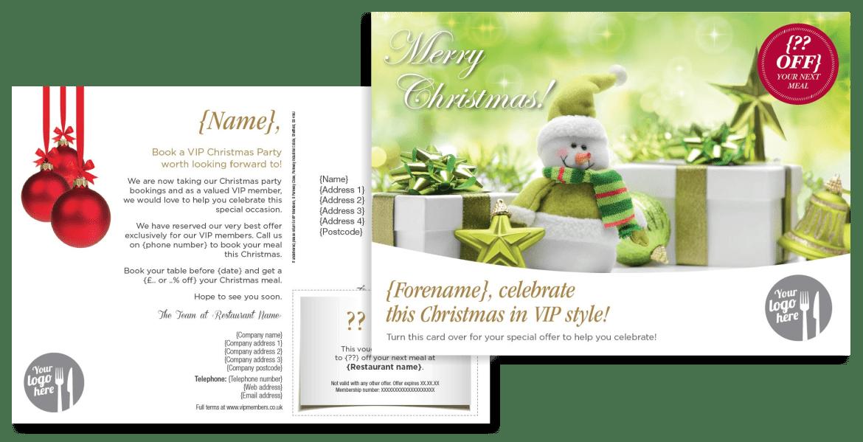 Merry Christmas alternative