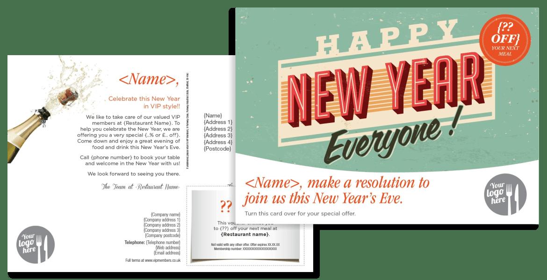 Happy New Year alternative