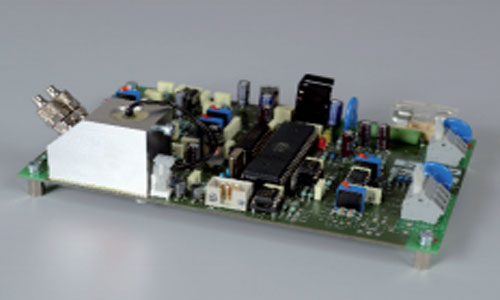 Lowpower Lockin Amplifier And Its Application To Gas Detection