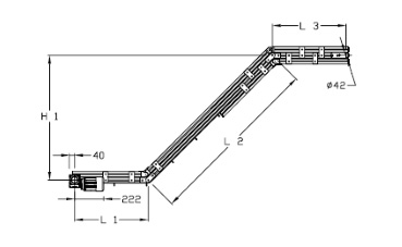 Cleated Belt Conveyor Cleated Belt EBay Wiring Diagram