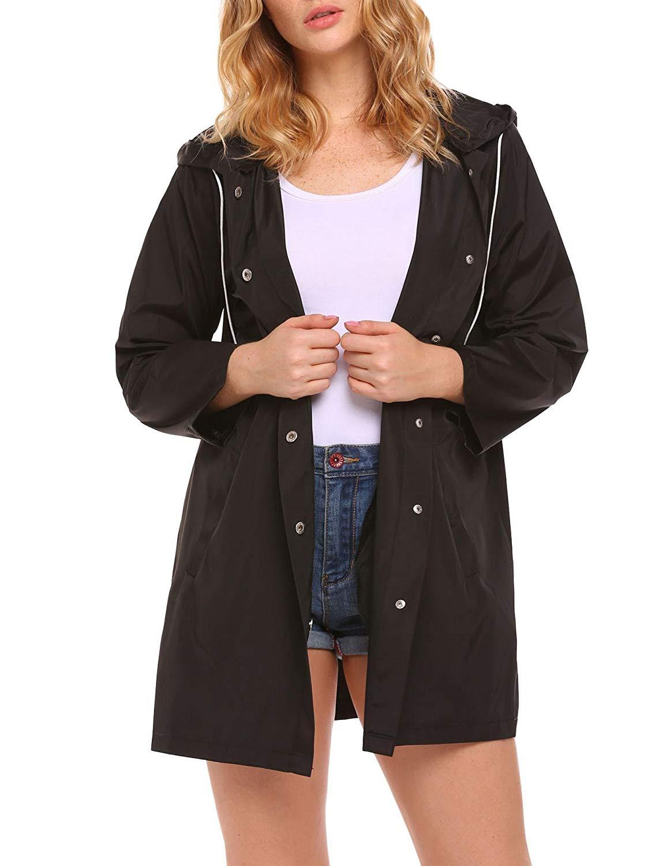 warm waterproof jacket womens rain