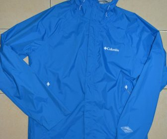 Columbia Omni Tech Jacket Waterproof