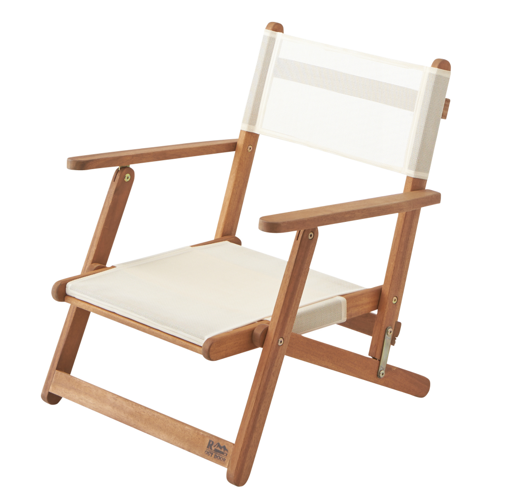vintage outdoor folding chair home