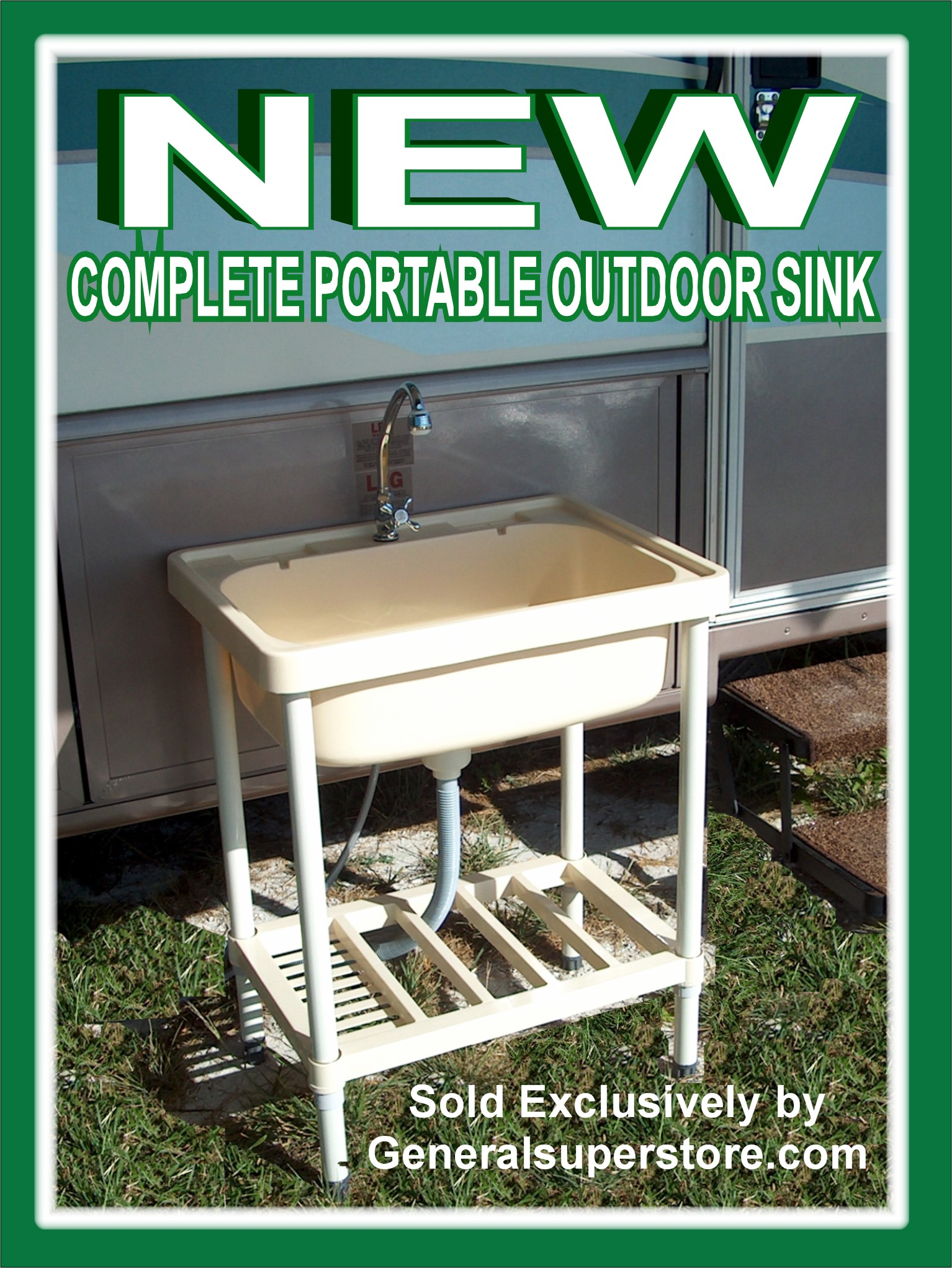 Camping Kitchen With Sink Uk And Faucet Portable Camp Tap Australia Bcf Table Nz Unit Outdoor Deluxe Pvc Drain Diy Working Garden Rv Ebay Breakfast Ideas Gear Au Expocafeperu Com