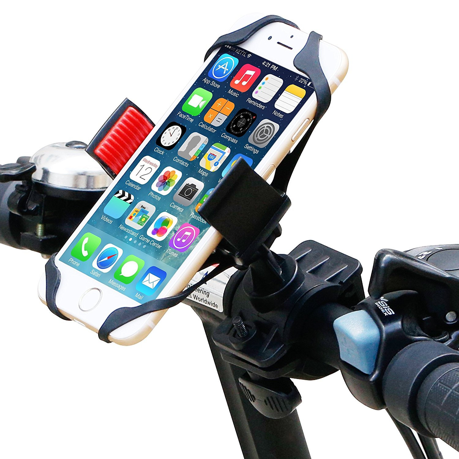 phone holder for motorcycle walmart
