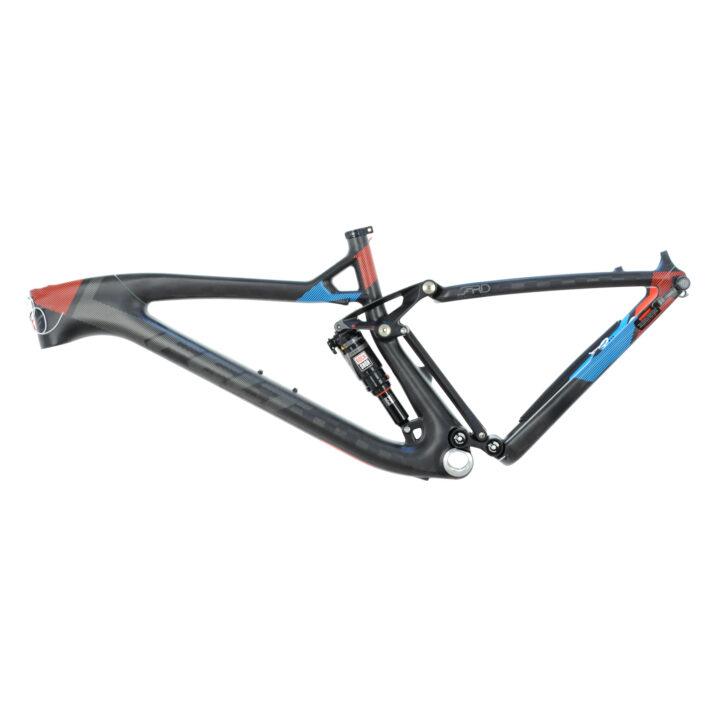 Full Suspension Frame Custom Bag Dual Bikes Cheap Frameset