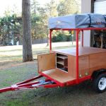 Diy Camping Trailer Homemade Ideas Off Road Camper Build Tailgate Kitchen Designs Teardrop Plans Outdoor Gear Kit Uk Expocafeperu Com