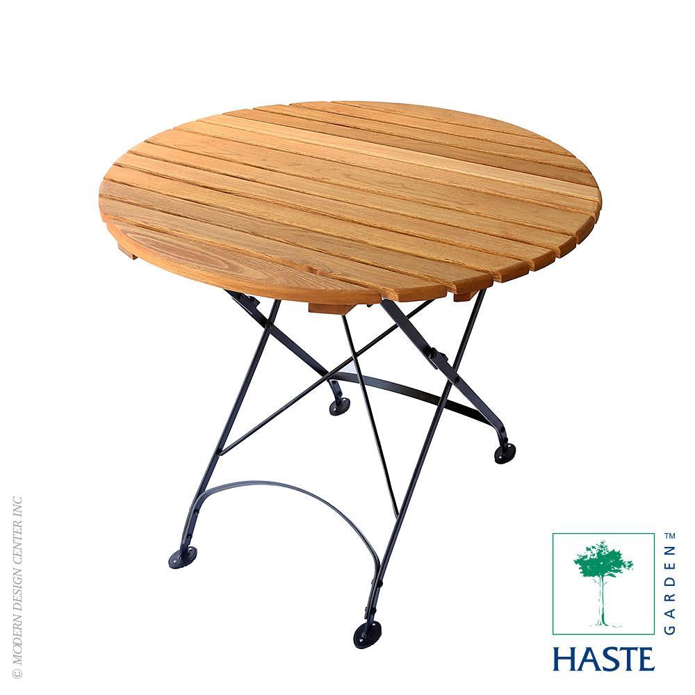 small folding table home depot black