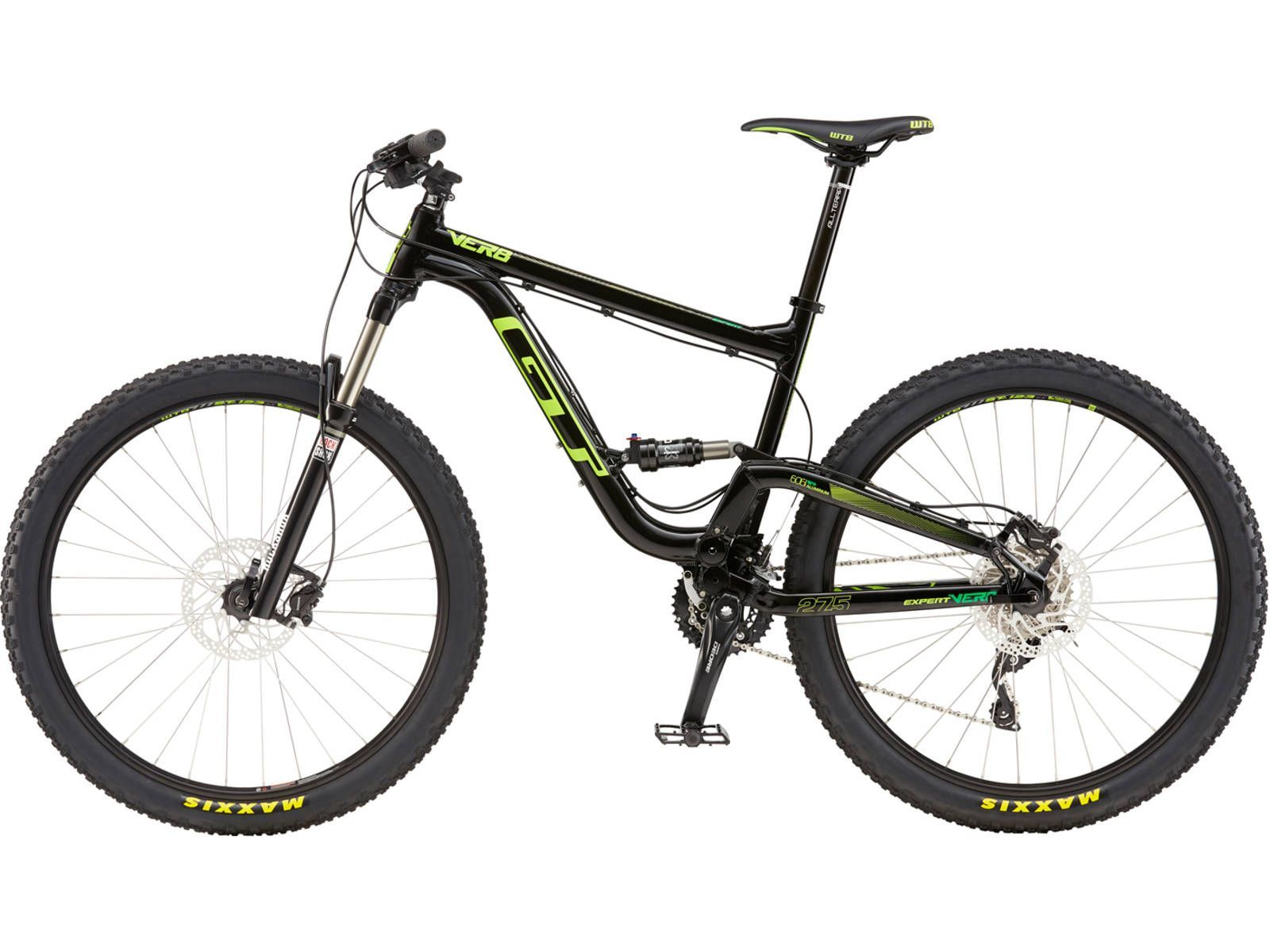 Gt Mens Verb Sport Mountain Bike For Sale Rear Shock