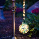 Solar Garden Lights Lanterns Amazon Powered Canada Best Bunnings Ireland Outdoor String Walmart Gear B Q Lamps Ebay Uk Expocafeperu Com