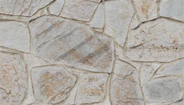 M2 piedra cuarcita blanca irregular  Expocanal