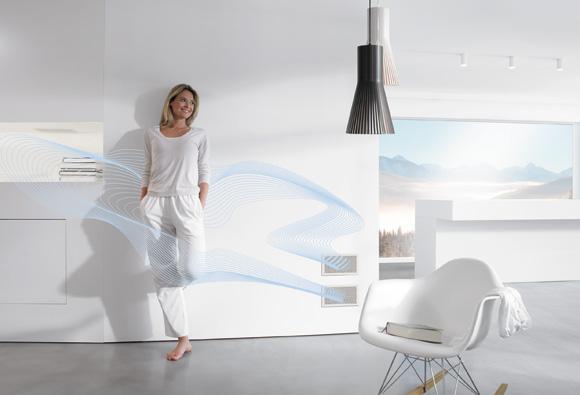 Ventilazione Meccanica Controllata Zehnder sistemi integrati per un ambiente confortevole sano ed efficiente