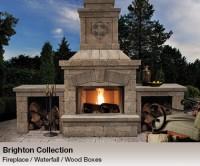 Belgard Elements - Outdoor Fireplaces, Kitchens, Chicago ...