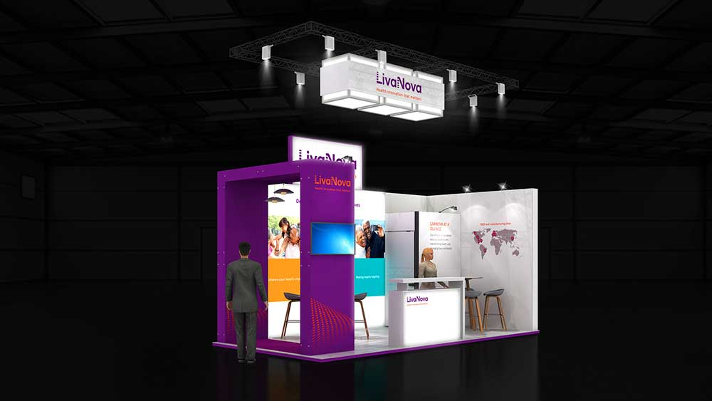 Hire exhibition stands upto 18 sq meters with all inclusive packages  EDS