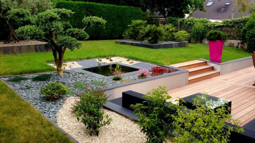 Des ides pour crer un beau jardin  Les actualits sur lhabitat