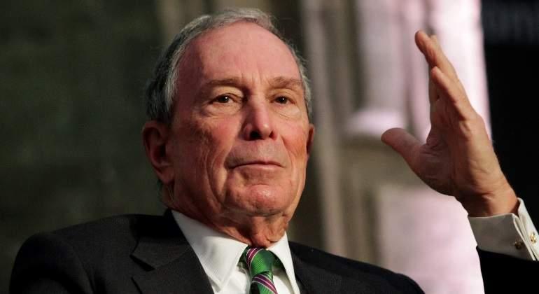 Bloomberg paga por EE.UU