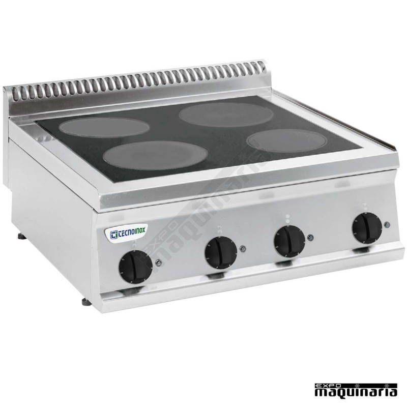 Cocina Vitroceramica Industrial
